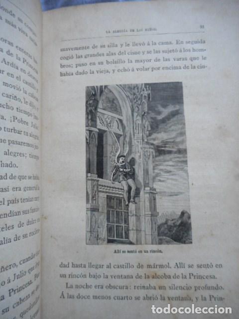 Libros antiguos: La alegría de los niños - libro ilustrado- Saturnino Calleja, 1896 - Foto 5 - 105040379