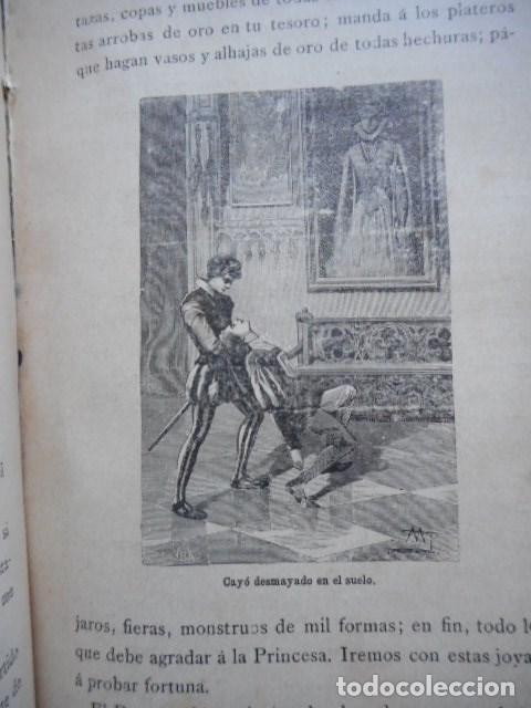 Libros antiguos: La alegría de los niños - libro ilustrado- Saturnino Calleja, 1896 - Foto 6 - 105040379