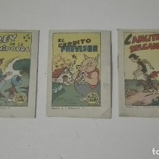 Libros antiguos: LOTE MINICUENTOS FRIGO. Lote 105076955