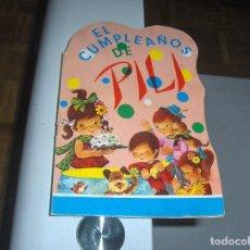 Libros antiguos: EL CUMPLEAÑOS DE PILI - SERIE ALBOR. Lote 105449755