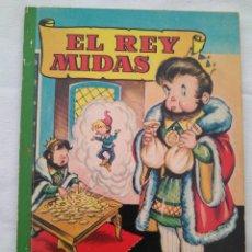 Libros antiguos: EL REY MIDA. COLECCIÓN PARA LA INFANCIA. Lote 105745435