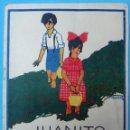 Libros antiguos: CUENTO JUANITO Y MARGARITA , GRANDE, CALLEJA , PORTADA PENAGOS, ORIGINAL. Lote 106229483