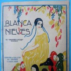 Libros antiguos: CUENTO BLANCANIEVES BLANCA NIEVES , GRANDE, CALLEJA , ANTIGUO , ORIGINAL. Lote 106229763