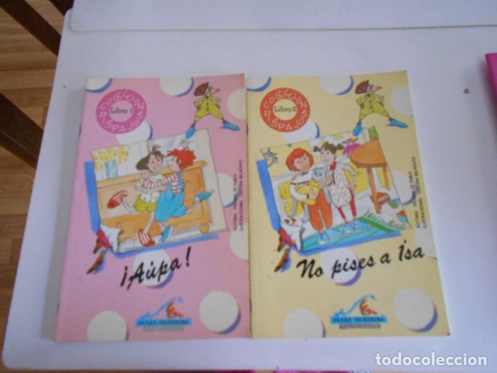 DOS LIBROS INFANTILES,NUMEROS 1 Y 2,NO PISES A ISA Y AUPA, (Libros Antiguos, Raros y Curiosos - Literatura Infantil y Juvenil - Cuentos)
