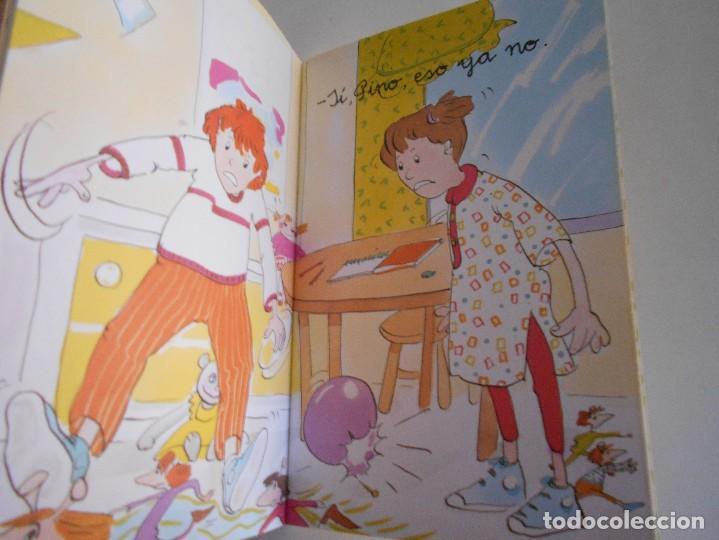 Libros antiguos: DOS LIBROS INFANTILES,NUMEROS 1 Y 2,NO PISES A ISA Y AUPA, - Foto 2 - 107018663
