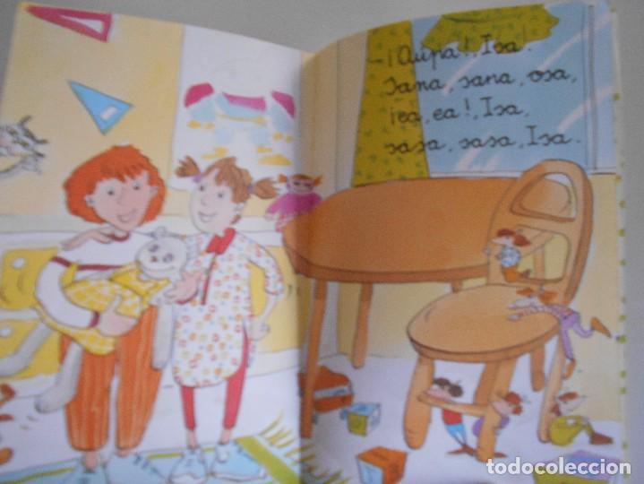 Libros antiguos: DOS LIBROS INFANTILES,NUMEROS 1 Y 2,NO PISES A ISA Y AUPA, - Foto 4 - 107018663