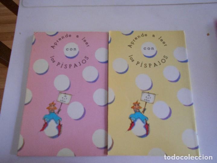 Libros antiguos: DOS LIBROS INFANTILES,NUMEROS 1 Y 2,NO PISES A ISA Y AUPA, - Foto 5 - 107018663