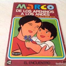 Libros antiguos: MARCO DE LOS APENINOS A LOS ANDES 1977. Lote 135857066