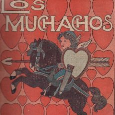 Libros antiguos: LOS MUCHACHOS. SEMANARIO CON REGALOS Nº 143. . Lote 107678483