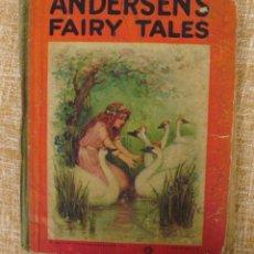 Libros antiguos: ANDERSEN´S FAIRY TALES. Lote 107688683