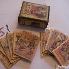 Libros antiguos: VOLUMEN CON GRAN LOTE DE LOS CUENTOS DE CALLEJA. Lote 107729955
