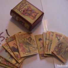 Libros antiguos: VOLUMEN CON GRAN LOTE DE LOS CUENTOS DE CALLEJA. Lote 107729995