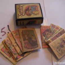 Libros antiguos: VOLUMEN CON GRAN LOTE DE LOS CUENTOS DE CALLEJA. Lote 107730007
