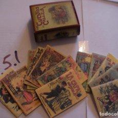 Libros antiguos: VOLUMEN CON GRAN LOTE DE LOS CUENTOS DE CALLEJA. Lote 107730023