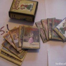 Libros antiguos: VOLUMEN CON GRAN LOTE DE LOS CUENTOS DE CALLEJA. Lote 107730119