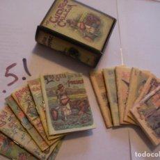 Libros antiguos: VOLUMEN CON GRAN LOTE DE LOS CUENTOS DE CALLEJA. Lote 107730155