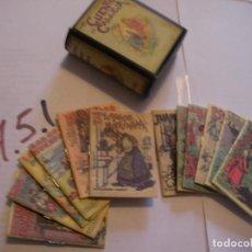 Libros antiguos: VOLUMEN CON GRAN LOTE DE LOS CUENTOS DE CALLEJA. Lote 107730203