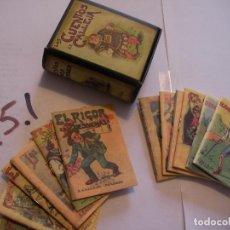 Libros antiguos: VOLUMEN CON GRAN LOTE DE LOS CUENTOS DE CALLEJA. Lote 107730247