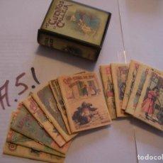 Libros antiguos: VOLUMEN CON GRAN LOTE DE LOS CUENTOS DE CALLEJA. Lote 107730255