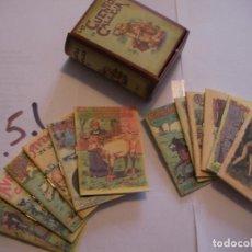Libros antiguos: VOLUMEN CON GRAN LOTE DE LOS CUENTOS DE CALLEJA. Lote 107730263
