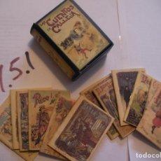 Libros antiguos: VOLUMEN CON GRAN LOTE DE LOS CUENTOS DE CALLEJA. Lote 107730331