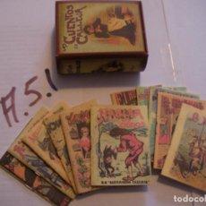 Libros antiguos: VOLUMEN CON GRAN LOTE DE LOS CUENTOS DE CALLEJA. Lote 107730355
