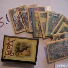 Libros antiguos: VOLUMEN CON GRAN LOTE DE LOS CUENTOS DE CALLEJA. Lote 107730399