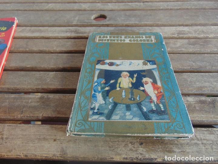 CUENTO LOS TRES ENANOS DE DISTINTOS COLORES DE SATURNINO CALLEJA TOMO Nº 10 (Libros Antiguos, Raros y Curiosos - Literatura Infantil y Juvenil - Cuentos)