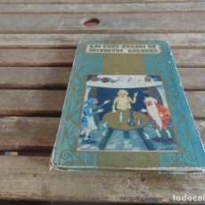 Libros antiguos: CUENTO LOS TRES ENANOS DE DISTINTOS COLORES DE SATURNINO CALLEJA TOMO Nº 10. Lote 108705119