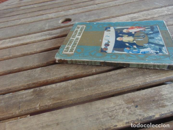 Libros antiguos: CUENTO LOS TRES ENANOS DE DISTINTOS COLORES DE SATURNINO CALLEJA TOMO Nº 10 - Foto 2 - 108705119