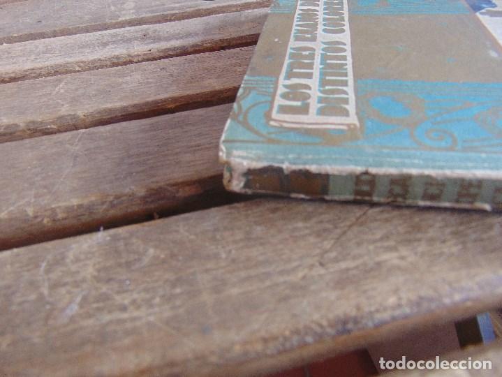 Libros antiguos: CUENTO LOS TRES ENANOS DE DISTINTOS COLORES DE SATURNINO CALLEJA TOMO Nº 10 - Foto 3 - 108705119