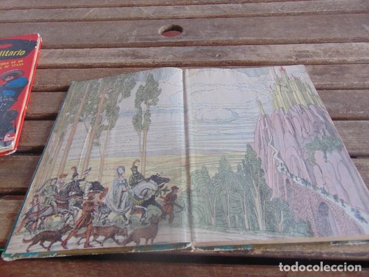 Libros antiguos: CUENTO LOS TRES ENANOS DE DISTINTOS COLORES DE SATURNINO CALLEJA TOMO Nº 10 - Foto 5 - 108705119