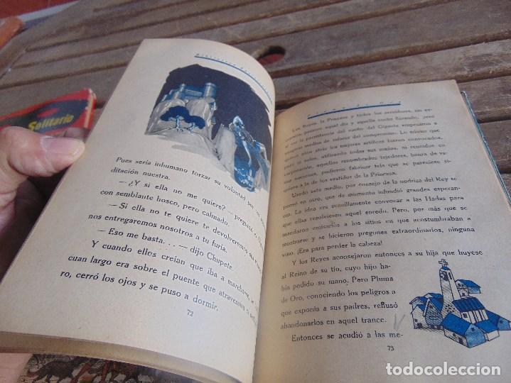 Libros antiguos: CUENTO LOS TRES ENANOS DE DISTINTOS COLORES DE SATURNINO CALLEJA TOMO Nº 10 - Foto 10 - 108705119
