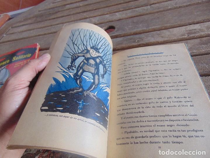 Libros antiguos: CUENTO LOS TRES ENANOS DE DISTINTOS COLORES DE SATURNINO CALLEJA TOMO Nº 10 - Foto 12 - 108705119
