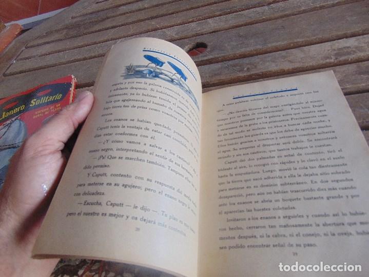 Libros antiguos: CUENTO LOS TRES ENANOS DE DISTINTOS COLORES DE SATURNINO CALLEJA TOMO Nº 10 - Foto 14 - 108705119