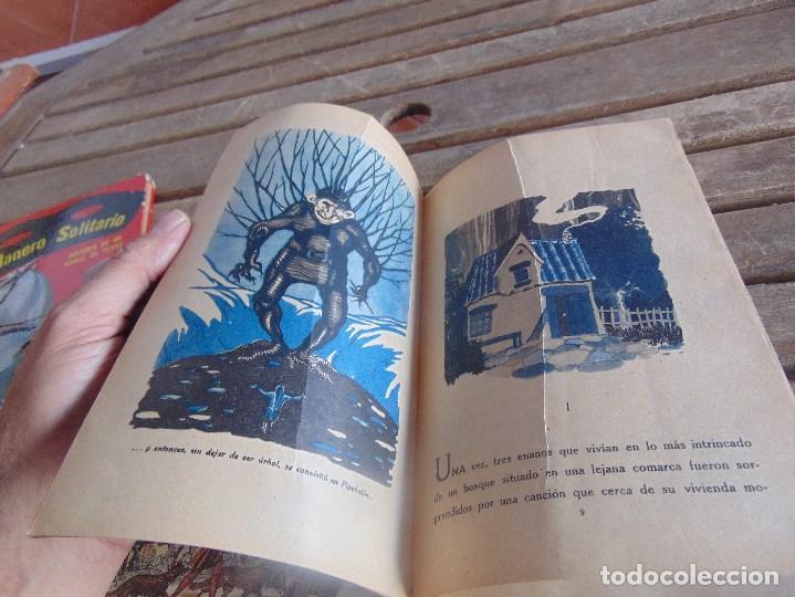 Libros antiguos: CUENTO LOS TRES ENANOS DE DISTINTOS COLORES DE SATURNINO CALLEJA TOMO Nº 10 - Foto 16 - 108705119