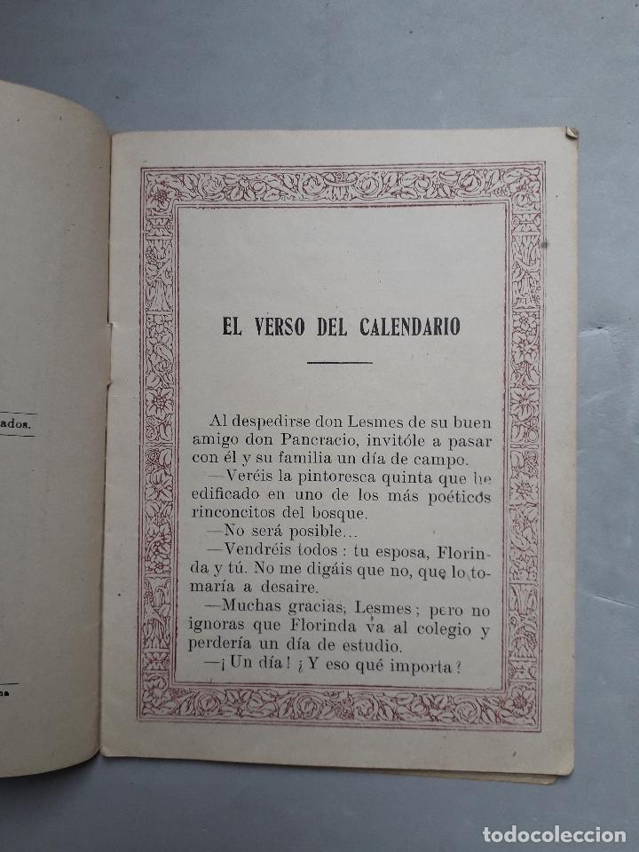 Libros antiguos: Lote de 2 Cuentos Antiguos de Ramón Sopena Editor. Biblioteca Infantil. - Foto 7 - 109035963