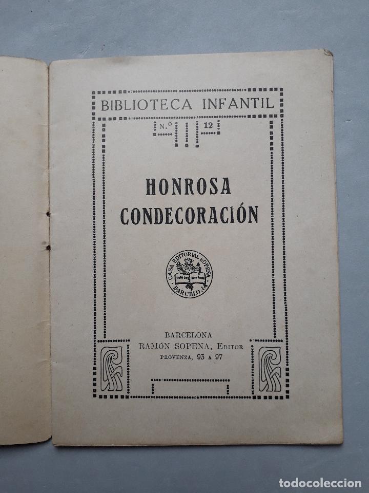 Libros antiguos: Lote de 2 Cuentos Antiguos de Ramón Sopena Editor. Biblioteca Infantil. - Foto 8 - 109035963