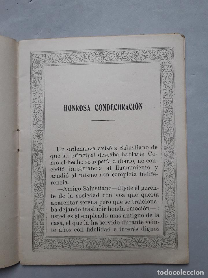 Libros antiguos: Lote de 2 Cuentos Antiguos de Ramón Sopena Editor. Biblioteca Infantil. - Foto 9 - 109035963