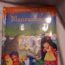 Libros antiguos: PRECIO LIBRO CLASICOS POP-UP BLANCANIEVES. Lote 109256275