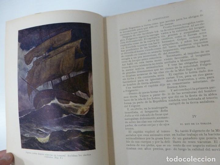 Libros antiguos: EL AVENTURERO. EL SOLITARIO DE DEUSTO. J. ORTEGA MUNILLA. COLECCIÓN BIBLIOTECA PARA NIÑOS. 1930 - Foto 4 - 109297003