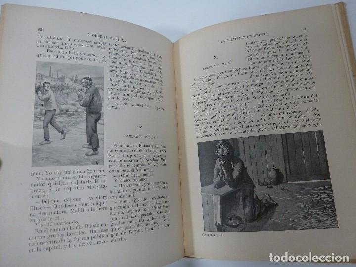 Libros antiguos: EL AVENTURERO. EL SOLITARIO DE DEUSTO. J. ORTEGA MUNILLA. COLECCIÓN BIBLIOTECA PARA NIÑOS. 1930 - Foto 6 - 109297003