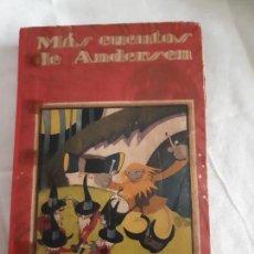 Libros antiguos: PRECIOSO LIBRO ANTIGUO CUENTOS. Lote 109446391