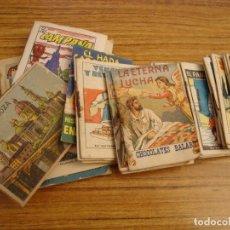 Libros antiguos: (TC-103) LOTE DE 54 CUENTOS CALLEJA Y SIMILARES CON Y SIN PUBLICIDAD VER FOTOS. Lote 110060435