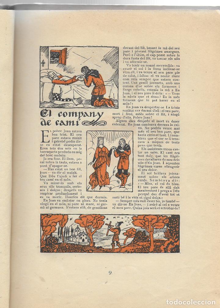 Libros antiguos: Tres contes d Andersen ilustrats per Joan d Ivori; prol. A. Galí. BCN : Tip. Catalana,1923. - Foto 5 - 110146855