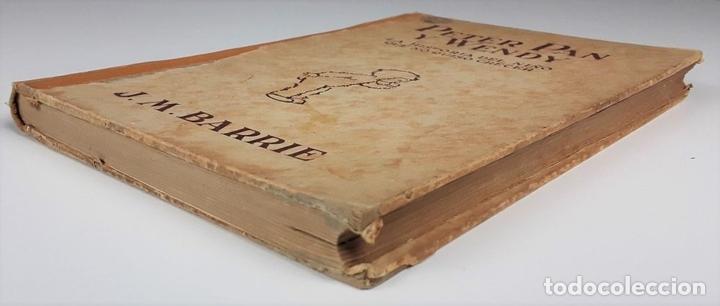 Libros antiguos: PETER PAN Y WENDY. J.M.BARRIE. EDIT JUVENTUD. 5º EDICIÓN. 1934. - Foto 8 - 110435667