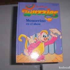 Libros antiguos: DIFICIL !! CUENTO INFANTIL LOS WUZZLES MONORRINO EL EL SHOW WALT DISNEY Nº 6 1986 . Lote 110461447