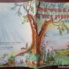 Libros antiguos: LOS TRES PASTORCILLOS DE FATIMA (MISIONES CONSOLATA PORTUGAL 1988). Lote 110799803