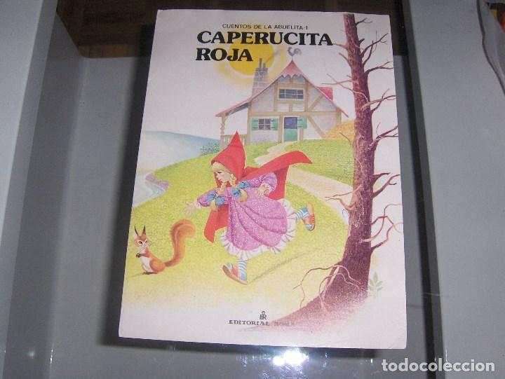 CUENTO - CAPERUCITA ROJA - EDITORIAL ROMA (Libros Antiguos, Raros y Curiosos - Literatura Infantil y Juvenil - Cuentos)