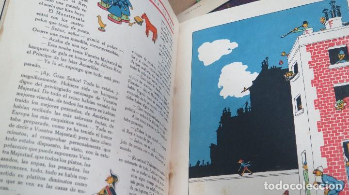 Libros antiguos: PINOCHO INVENTOR. ED. CALLEJA - Foto 4 - 111058039